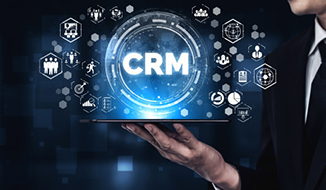 crm delivers 360-degree view